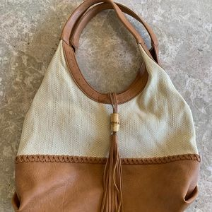 Big Buddha shoulder bag